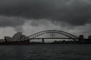 Harbour Bridge and Opera House 1