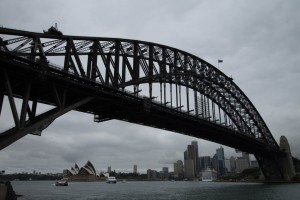 Harbour Bridge and Opera House 2