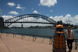 Daleks in Sydney
