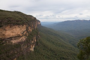 Jamison Valley at Katoomba