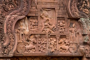 Bas Relief at Baphuon