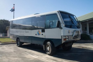 The 4WD bus