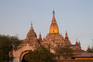Another Bagan pagoda