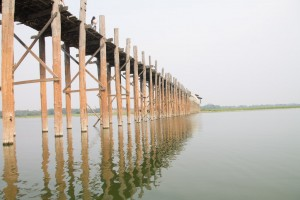 U Bein's Bridge