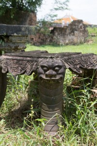 Strange table leg in the Citadel